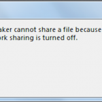 Filemaker_can_not_share